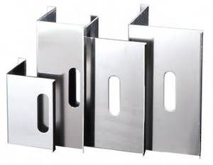 Aluminium Pile Corners 203 x 127mm